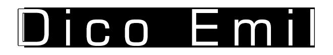 Dico Emil Logo